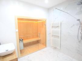 Zollikof Aparts - Sauna & Studioapartments, Ferienwohnung mit Hotelservice in Leipzig