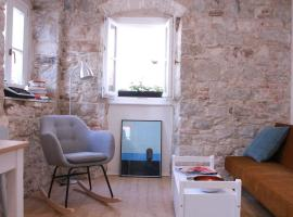 books&bells, apartment in Split