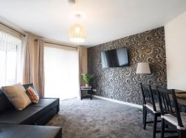 Lomond Serviced Apartments- Emirates, hotel in Glasgow