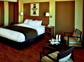 Intiqa Hotel, hotel in Puno