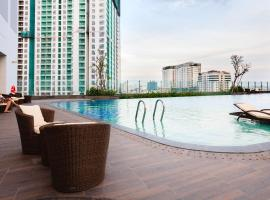 June Home RIVERGate Luxury, family hotel in Ho Chi Minh City