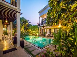 Mulberry Hotel, hotel in Siem Reap