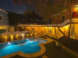 Villa Maria Cristina Hotel, отель в городе Гуанахуато