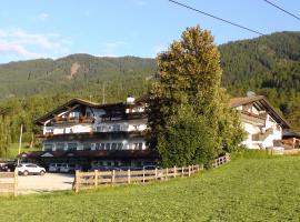 Hotel Heinz, hotel in Brunico
