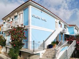 Stratos Hotel, отель в городе Питагорион