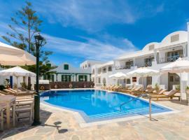 Hotel Mathios, hotel in Akrotiri