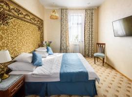 Тематическая гостиница Советская , отель в Иркутске