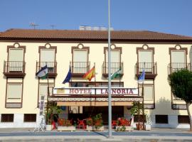 Hotel La Noria, hotel en Lepe