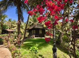 Resort Primo Bom Terra Verde, hotel with pools in Baga