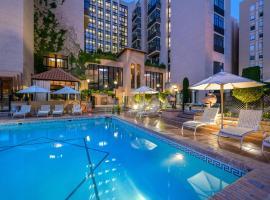 Hotel Saray, отель в городе Гранада