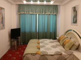 Apartment on Universitetskaya Street 7A, hotel in Donetsk