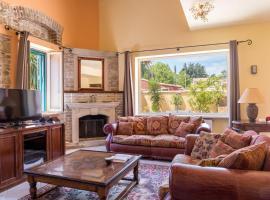 Moraitis Mansion, serviced apartment in Corfu
