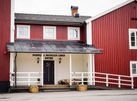 Marsfjäll Mountain Lodge Hotell, hotel in Saxnäs