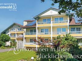 Hotel Garni & Appartementhaus Fichtenwald, Hotel in Bad Füssing