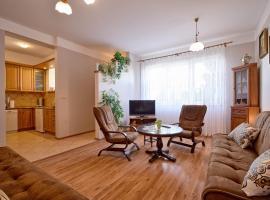 Apartament Zuzia, apartment in Dźwirzyno