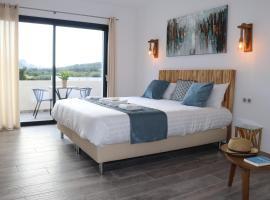 Hotel Fazio, hotel near Figari-Sud Corse Airport - FSC, Bonifacio