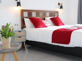 Hotel Fazio, hotel dicht bij: Luchthaven Figari Sud-Corse - FSC, Bonifacio