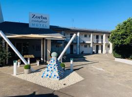 Zorba Waterfront Motel, motel in Batemans Bay