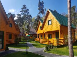 Zielone Domki, hotel in Pobierowo