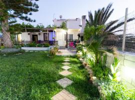 Blue Heaven, pet-friendly hotel in Hersonissos