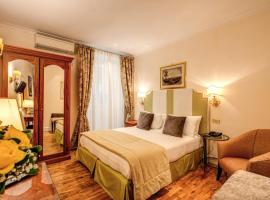 Hotel Cortina, hotel in Rome City Center, Rome