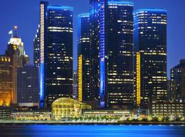 Detroit Marriott at the Renaissance Center, hotel in Detroit