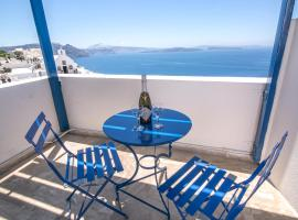 Stelios Rooms, accommodation in Oia