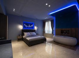 Angel Deluxe Apartments & Suites Thessaloniki, apartment in Thessaloniki