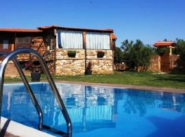 Los vagones, country house in Vatopedi