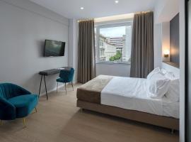 Philosofia Athens Suites, hotel in Athens
