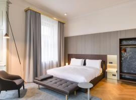 Dependance Golden Crown: Prag'da bir otel