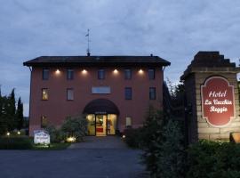 Hotel La Vecchia Reggio, hotel in Reggio Emilia