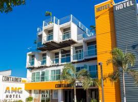 Container Inn, hotel in Puerto Vallarta