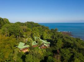 Aguila de Osa Rainforest Lodge, hotel en Drake