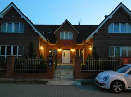 Penzion Euroclub Praha, ubytování v soukromí v Praze