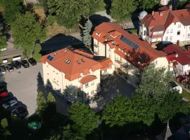 Villa Tilia, hotel in Polanica-Zdrój