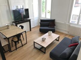 Le secret de Léa, apartment in Rouen