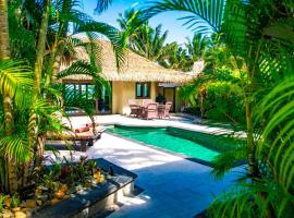 Te Manava Luxury Villas & Spa, hotel in Rarotonga