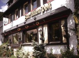 Hotel Garni Zur Alten Post, hotel in Willingen