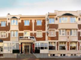 Ambassador Hotel, Hotel in der Nähe von: Koksijde Station, De Panne