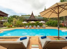 Wandee Garden, hotell i Koh Samui