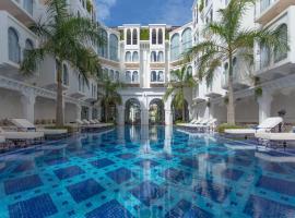 Sarai Resort & Spa, hotel em Siem Reap