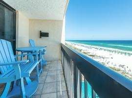 SunDestin 707 by RealJoy Vacations, serviced apartment in Destin