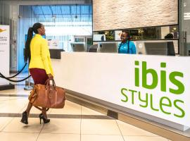 ibis Styles - Nairobi, Westlands, отель в Найроби