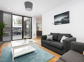 London Luxury - Greenwich - O2, loma-asunto Lontoossa