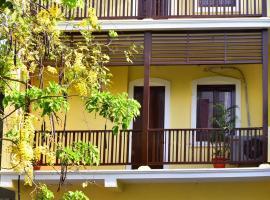 Villa Gomez, apartment in Pondicherry