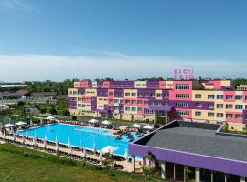 Fioleto Ultra All inclusive Family Resort In Miracleon, hotel near Anapa Airport - AAQ, Anapa
