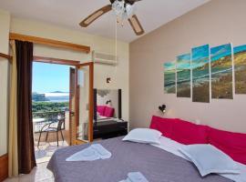 Gorgona Hotel, hotell nära Skopelos hamn, Patitiri