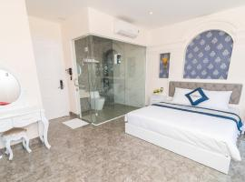 Sun Beach Hotel, отель в Вунгтау
