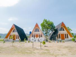 OYO 921 Hotel Ratu Pantai, hotel in Sukabumi